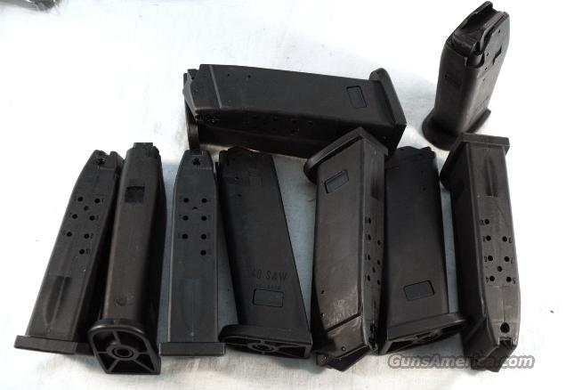 Magazine H&K .40 USP 10 Round Ban Period Excellent CA MA OK 40 Smith & Wesson or 357 Sig Caliber  Non-Guns > Magazines & Clips > Pistol Magazines > Other