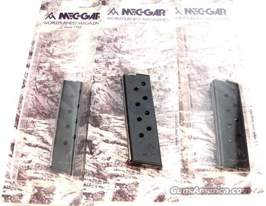 Beretta Model 21 .25 ACP Double Action Pistol Magazine Mec-Gar 9 Shot Blue Steel NIB MecGar 25 Automatic MGPB2109B 21A OK, but NO GO in Model 950   Non-Guns > Magazines & Clips > Pistol Magazines > Other