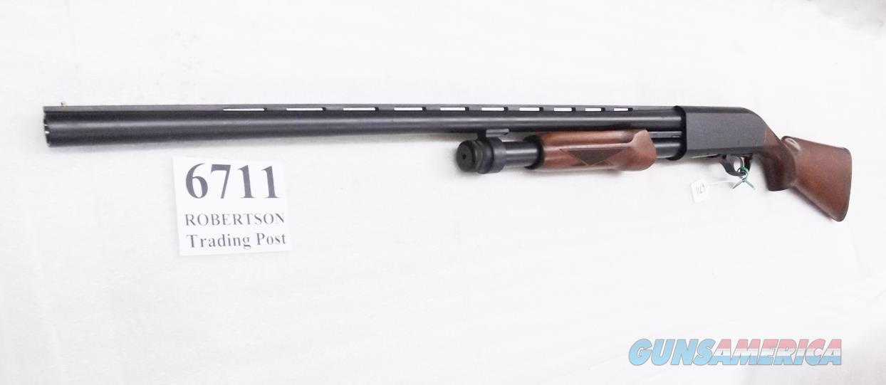 Akkar 12 gauge Model 300 Superior Pump 28 inch Barrel 3 inch Matte Blue & Walnut 1 Rem Choke Tube C33295 Excellent in Box Poss Unfired 2012 Charles Daly Importer  Guns > Shotguns > AKKAR