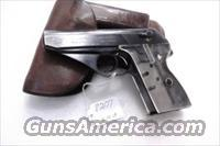 Mauser .32 ACP model HSC 1942 German Army Eagle 655 Proofs 2 Magazines CZ27 Waffenamt Marked Holster Period Plexiglass Grips Obion County TN Vet Bring Back  Guns > Pistols > Mauser Pistols