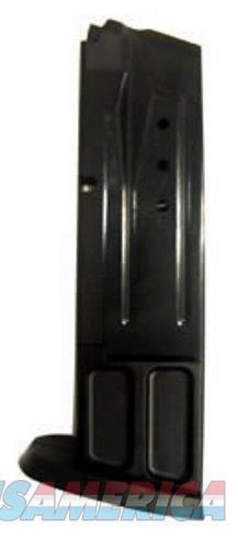 10 Smith & Wesson 9mm M&P9 Factory 10 round Magazines New Blue Steel S&W MP9 Pistols CA OK Compliant   Non-Guns > Magazines & Clips > Pistol Magazines > Smith & Wesson