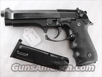 Beretta 9mm Model 92F 1990 Los Angeles County Sheriff's Department Very Good with 2 15 Round Magazines  Beretta Pistols > Model 92 Series