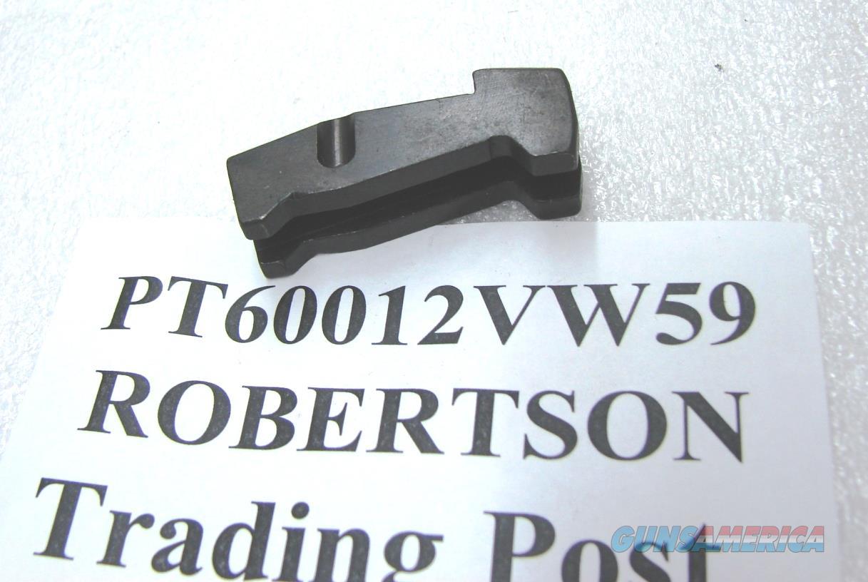 Akkar Charles Daly 12 gauge model 600, 635 Auto Shotgun Locking Block View 59 PT30012VW59 Old Stock Takeout 3 Parts Ship Free!   Non-Guns > Gun Parts > Misc > Shotguns
