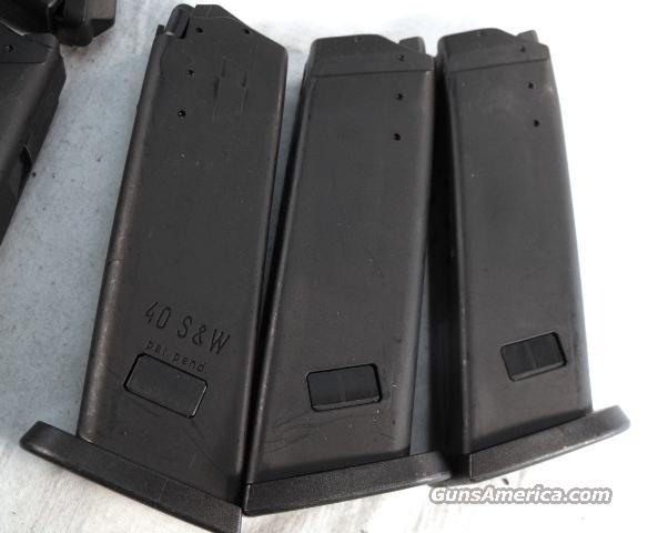 Magazine H&K .40 USP 10 Round Factory Good Condition CA MA OK 40 Smith & Wesson or 357 Sig Caliber   Non-Guns > Magazines & Clips > Pistol Magazines > Other