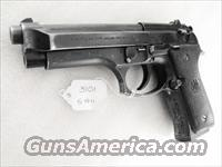 Beretta 9mm Model 92F 1988 Los Angeles County Sheriff's Department with 1 15 Round Magazine   Beretta Pistols > Model 92 Series