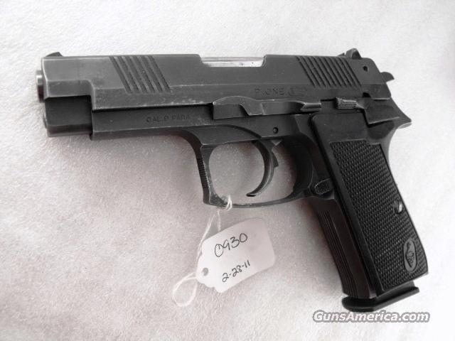 Bernardelli 9mm model P1 Compact Lightweight Matte Blue 1 Magazine VG Israeli Police mfg 1995 P-1   Guns > Pistols > Benelli Pistols