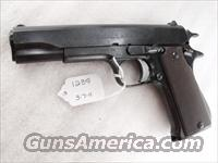 Star Spain 9mm Model B Colt Government Size Steel Frame 1959 Israeli Army Police VG 1 Magazine  Guns > Pistols > Star Pistols
