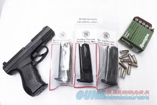 3 Smith & Wesson SW99 Factory 10 Shot Magazines Walther 99QA 990 MR Eagle Fast Action 9mm $23 per on 3 26489 FA910 Walther 2796481   Non-Guns > Magazines & Clips > Pistol Magazines > Smith & Wesson