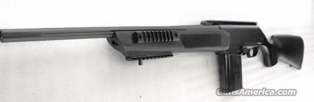 FNH FN AR .308 NIB Fluted 20 inch Barrel 1 Magazine choice of 10 or 20 Shot Fabrique Nationale Herstal FNAR 7.62x51 NATO 308 Winchester Caliber No Pistol Grip CA OK  Guns > Rifles > Browning Rifles > Semi Auto > Tactical