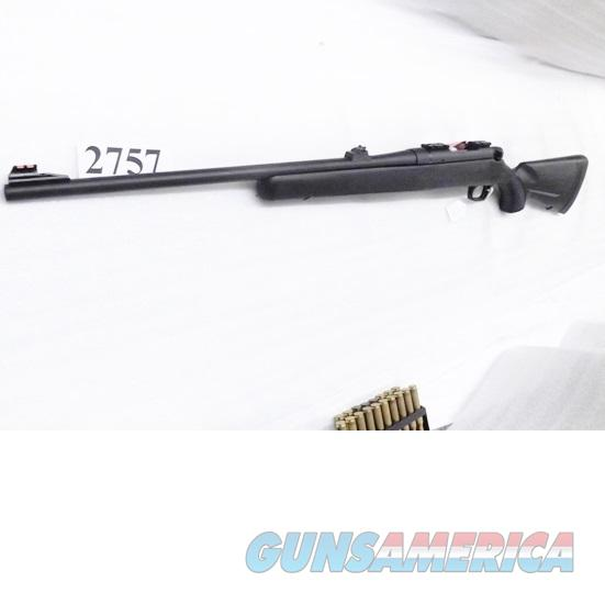 Mossberg .308 ATR 100 Black Synthetic & Matte Blue 22 inch Williams Adjustable Sights Red Fiber Optic Front LBA Accu Trigger Exc Weaver Mounts Factory Demo 308 Winchester Caliber 26252 Bolt Action 308 Rifle	  Guns > Rifles > Mossberg Rifles > 100 ATR