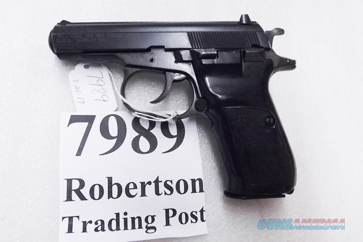 CZ82 DAO 9x18mm Makarov Exc Double Action Only 13 shot polygonal, 10 round Magazine sub available   Guns > Pistols > CZ Pistols