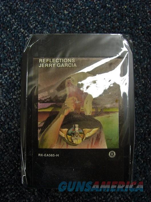 Grateful Dead 1976 Hiatus Jerry Garcia Reflections 8 Track Tape New in Wrap Round Records United Artist Distributor MUS247   Non-Guns > Books & Magazines