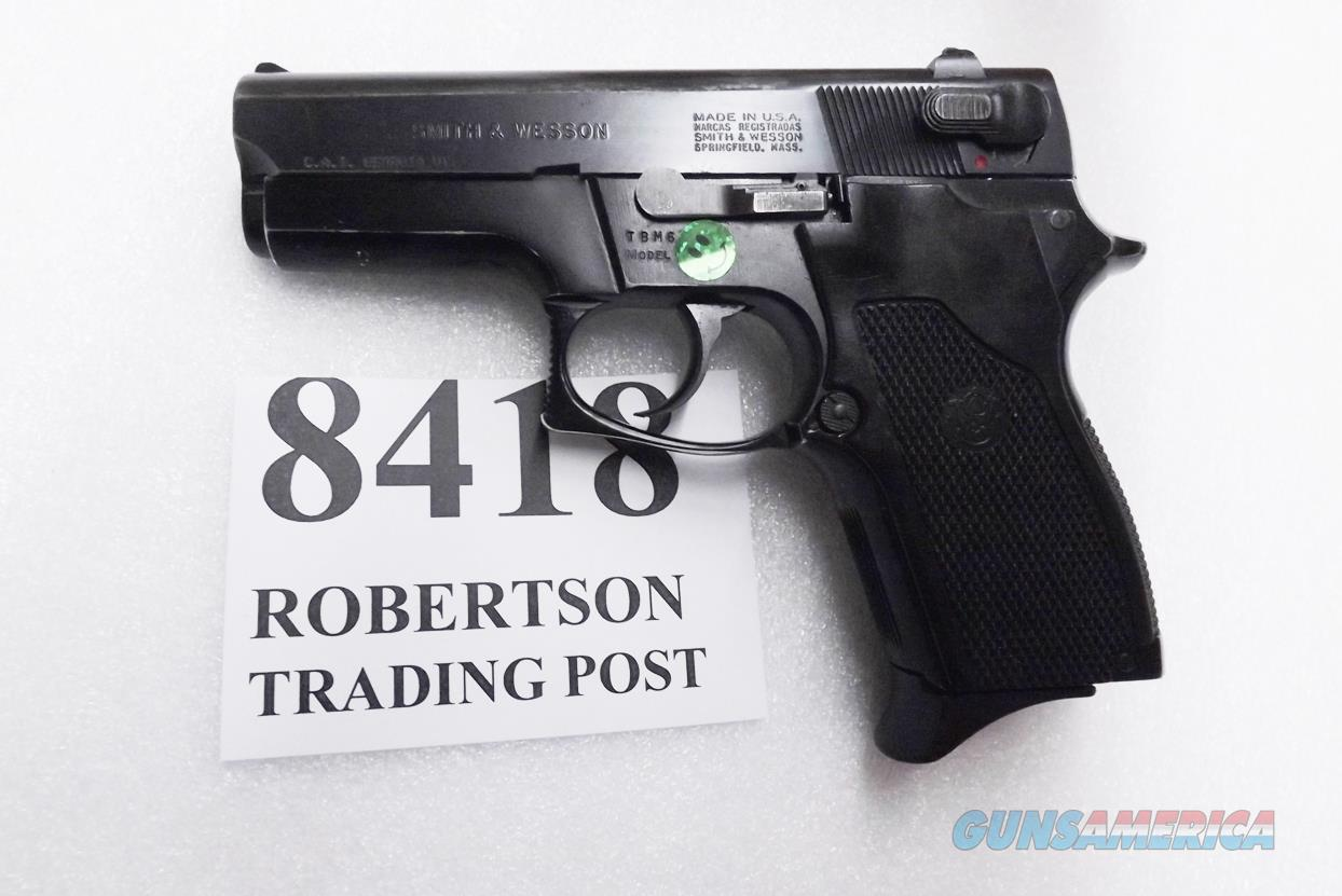 Smith & Wesson 9mm model 469 Lightweight 1988 Production 13 Shot Compact 3 Safeties 1 Magazine 103103 Very Good Condition  Guns > Pistols > Smith & Wesson Pistols - Autos > Alloy Frame