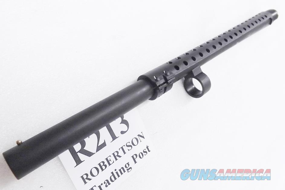 Remington 870 12 gauge 3 inch 20 inch .730 Cylinder Bore Tactical Riot Barrel with Trench Gun type Heat Shield Target Sports Norinco NO CT NO NY  Non-Guns > Barrels