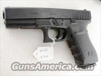 Glock .45 ACP model 21 Black 14 Shot with 2 High Capacity 13 Shot Magazines Like New in Box  Glock Pistols > 20/21