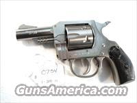 H&R .32 S&W model 733 Nickel 2 1/2 inch 6 Shot Excellent Condition mfg 1973 Harrington & Richardson 32 Smith & Wesson Caliber  Guns > Pistols > Harrington & Richardson Pistols