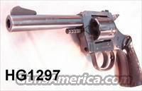 H&R .32 S&W Long 732 Blue 4 inch VG Mfg. 1968  Guns > Pistols > Harrington & Richardson Pistols
