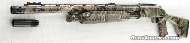 Mossberg 12 gauge model 535 Turkey Thug 3 1/2 inch Tactical Receiver Rail Camo Pistol Grip Stock   Guns > Shotguns > Mossberg Shotguns > Pump > Tactical