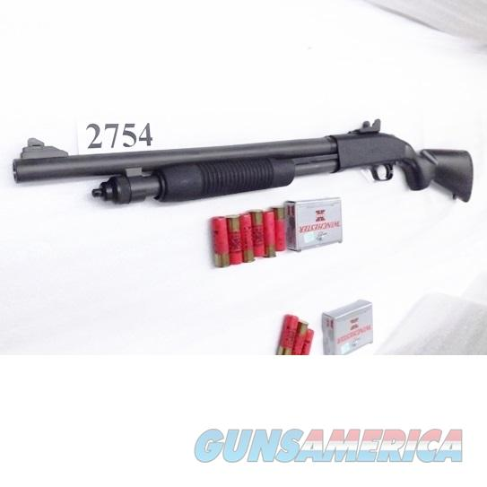 Mossberg 12 gauge Model 590A1 Military & Police 6 Shot Parkerized 3 inch 18 1/2 inch .728 Cylinder Bore Heavy Barrel Ghost Ring Bantam 12 1/2 LOP 51520 Tactical Pump Riot Shotgun  Guns > Shotguns > Mossberg Shotguns > Pump > Tactical