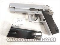Bernardelli 9mm model PO 18S Compact Hard Chrome 16 Shot 1 CZ-75 Magazine VG Israeli Police mfg 1994 Bernadelli [sic] PO18 S Not C&R Eligible  Guns > Pistols > Surplus Pistols & Copies