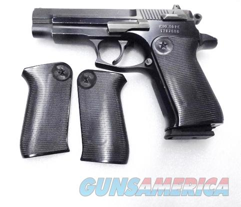 Grips for Star Model 28, 30, 30M, 30PK, 31, 31P, and Pistols Hard Black Polymer New Replacement 2830 9mm or .40 Buy 3 Ships Free!   Non-Guns > Gunstocks, Grips & Wood