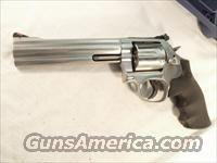 SMITH & WESSON .357 Magnum 686-6 Stainless 6 inch 6-Shot New In Box Full Lug 357 Mag 38 Special .38 Spl Interchangeably NIB 686 Plus 164224  Guns > Pistols > Smith & Wesson Revolvers > Full Frame Revolver