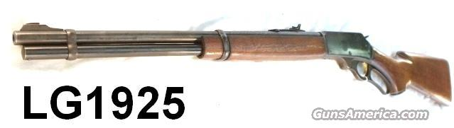 Marlin .30-30 model 336 G-VG 1972  Guns > Rifles > Marlin Rifles > Modern > Lever Action