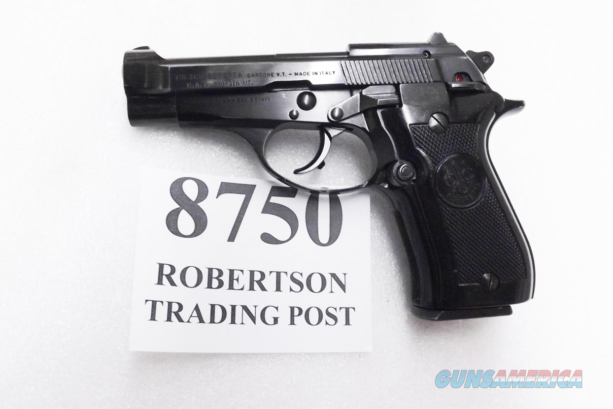 Beretta .380 ACP model 84 Cheetah 84BB 14 Shot 1 Pre Ban Mag Very Good + Blue 1984 Production  Guns > Pistols > Beretta Pistols > Cheetah Series > Model 84