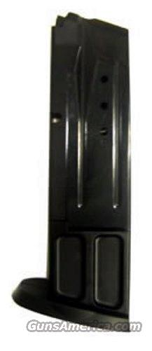 Smith & Wesson 9mm M&P9 Factory 10 round Magazines New Blue Steel S&W MP9 Pistols CA OK Compliant Buy 3 Ships Free!   Non-Guns > Magazines & Clips > Pistol Magazines > Smith & Wesson