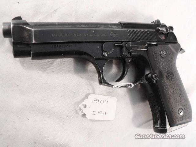 Beretta 9mm Model 92F 1988 Los Angeles County Sheriff's Department   with 1 Pre-Ban 15 Round Magazine  Guns > Pistols > Beretta Pistols > Model 92 Series