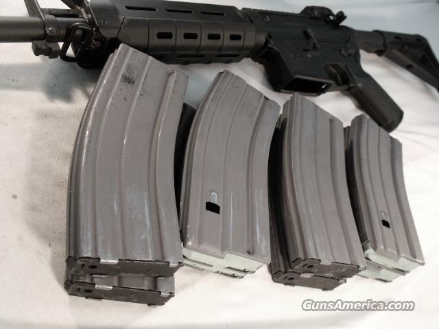 Colt AR-15 Magazines 30 Shot Unissued Gray Steel Green Follower NHMTG Hartford CT Colt & GI Contractor   Non-Guns > Magazines & Clips > Rifle Magazines > AR-15 Type