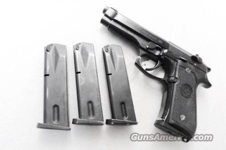 3 or More Beretta 96 series .40 S&W Factory 10 shot Magazine Blue Steel CA OK NIB $23 per on 3 or more CA MA NY HI OK  Non-Guns > Magazines & Clips > Pistol Magazines > Beretta