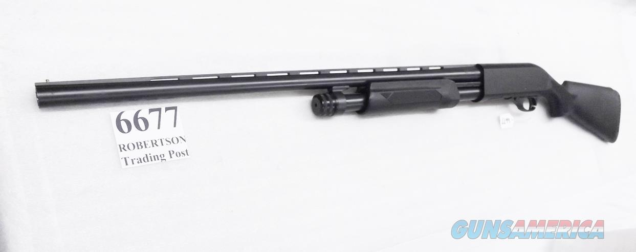 Akkar 12 gauge Model 300 Field Pump 28 inch Barrel 3 inch Black Synthetic 1 Rem Choke Tube 33253 Excellent in Box Possibly Unfired 2010 Charles Daly Importer  Guns > Shotguns > AKKAR