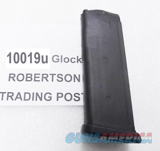 Glock model 19 9mm Factory 10 round Magazines MF19015 or MF10019 3 Ship Free  Non-Guns > Magazines & Clips > Pistol Magazines > Glock