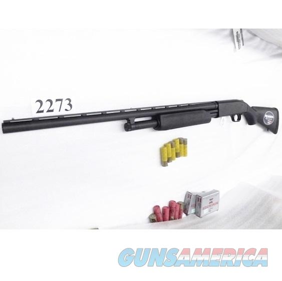 Mossberg 20 gauge model 500 AF Black Synthetic 3 in 26 Vent Rib Accu Choke Pump Shotgun 56436   Guns > Shotguns > Mossberg Shotguns > Pump > Sporting