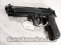 Beretta 9mm Model 92F 1990 Los Angeles County Sheriff's Department   with 1 Pre-Ban 15 Round Magazine  Beretta Pistols > Model 92 Series
