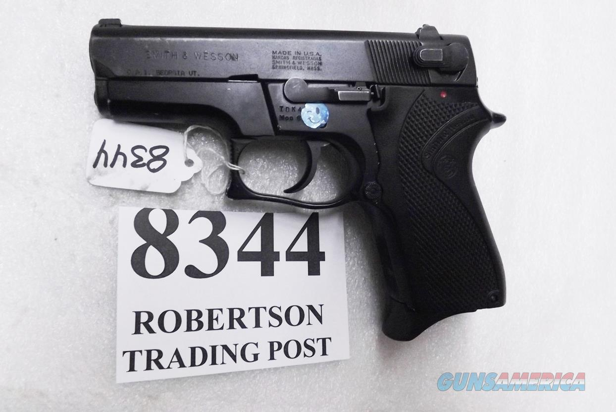 Smith & Wesson 9mm model 6904 Lightweight 13 Shot Compact Grip Repair 3 Dot 3 Safeties 1 Magazine 103106 S&W   Guns > Pistols > Smith & Wesson Pistols - Autos > Alloy Frame