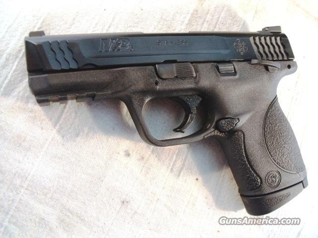 S&W .45 ACP M&P 45 Compact Lever Safety Trijicon Night Sights Black Stainless 3 Magazines New in Box 45 Automatic 307508  Guns > Pistols > Smith & Wesson Pistols - Autos > Polymer Frame