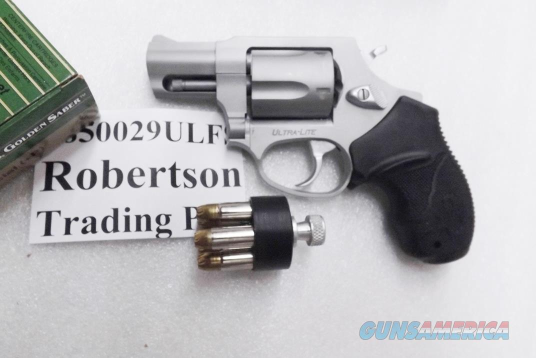 Taurus .38 Special +P Model 85 Ultra Lite Stainless Smith & Wesson Model 637 Airweight Chief copy Snub California Compliant 2850029ULFS $40 Rebate ends 10/31/17  Guns > Pistols > Taurus Pistols > Revolvers