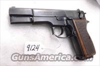 FEG 9mm R9 P9R GKK92 Hi Power type Double Action Blue ca 1992 with Factory 10 Shot Magazine  Guns > Pistols > FEG Pistols