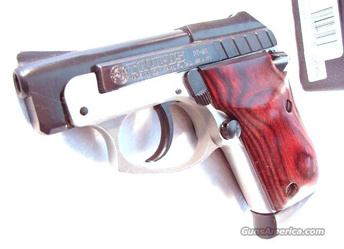 Taurus .25 ACP PT-25 Auto Duo & Rosewood NIB  Guns > Pistols > Surplus Pistols & Copies