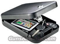 Nanovault Locking Handgun Mini Vault with Steel Cable Small Medium NV100  Non-Guns > Gun Cases
