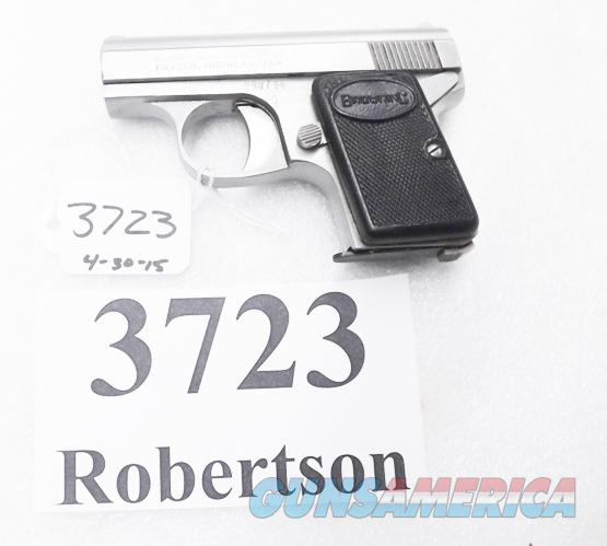 Bauer 25SSP .25 ACP 1977 25 Automatic Baby Browning Copy Imitation   Guns > Pistols > Bauer Pistols