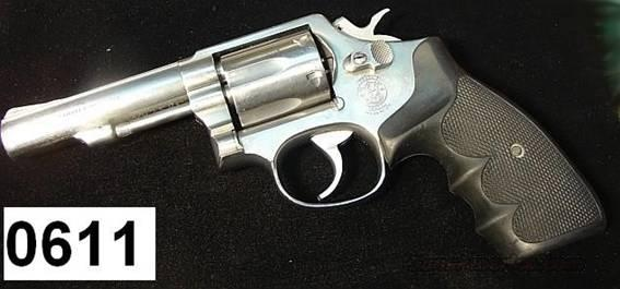 S&W 65-4 Sts 4 in HB SB VG-Exc Mfg 1995  Guns > Pistols > Smith & Wesson Revolvers > Full Frame Revolver