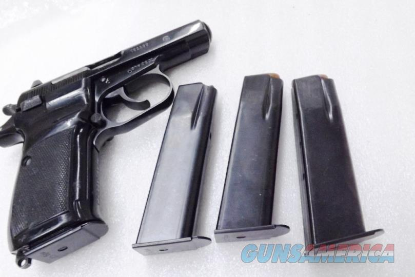 10 CZ-83 .380 or CZ-82 9x18 Makarov Factory 12 Shot Magazines Ceska Zbrojovka CZ83 CZ82 Clip CZ 83 CZ 82 New Unfired Blue Steel 380 automatic 9mm Mak XMCZ8212 Ships Free!   Non-Guns > Magazines & Clips > Pistol Magazines > Other