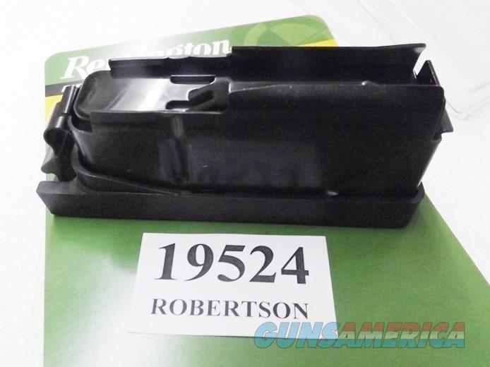 Remington model 783 Factory 3 Shot Magazine Long Action Magnum 7mm Remington Mag; .300 Winchester sku 19524 Brand New Steel Body    Non-Guns > Magazines & Clips > Rifle Magazines > Other