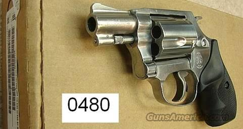 Smith & Wesson Model 60-12 Stainless 2 Inch .38 +P 1999 Pre-Lock Exc  Guns > Pistols > Smith & Wesson Revolvers > Pocket Pistols