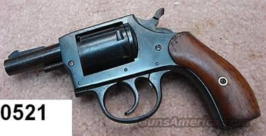 "Iver Johnson Cadet Revolver .22 LR 8 Shot 2 ½"" VG Mfg. Early 1960s  Guns > Pistols > Iver Johnson Pistols"