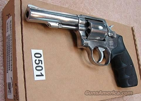 Smith & Wesson model 65-3 Stainless 4 inch VG Mfg. 1985  Guns > Pistols > Smith & Wesson Revolvers > Full Frame Revolver