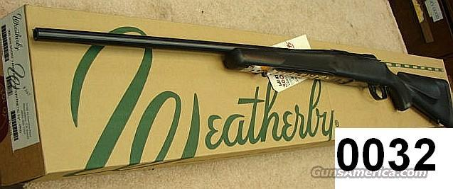 Weatherby Vanguard Synthetic .300 WSM 24 in NIB  Guns > Rifles > Weatherby Rifles > Sporting